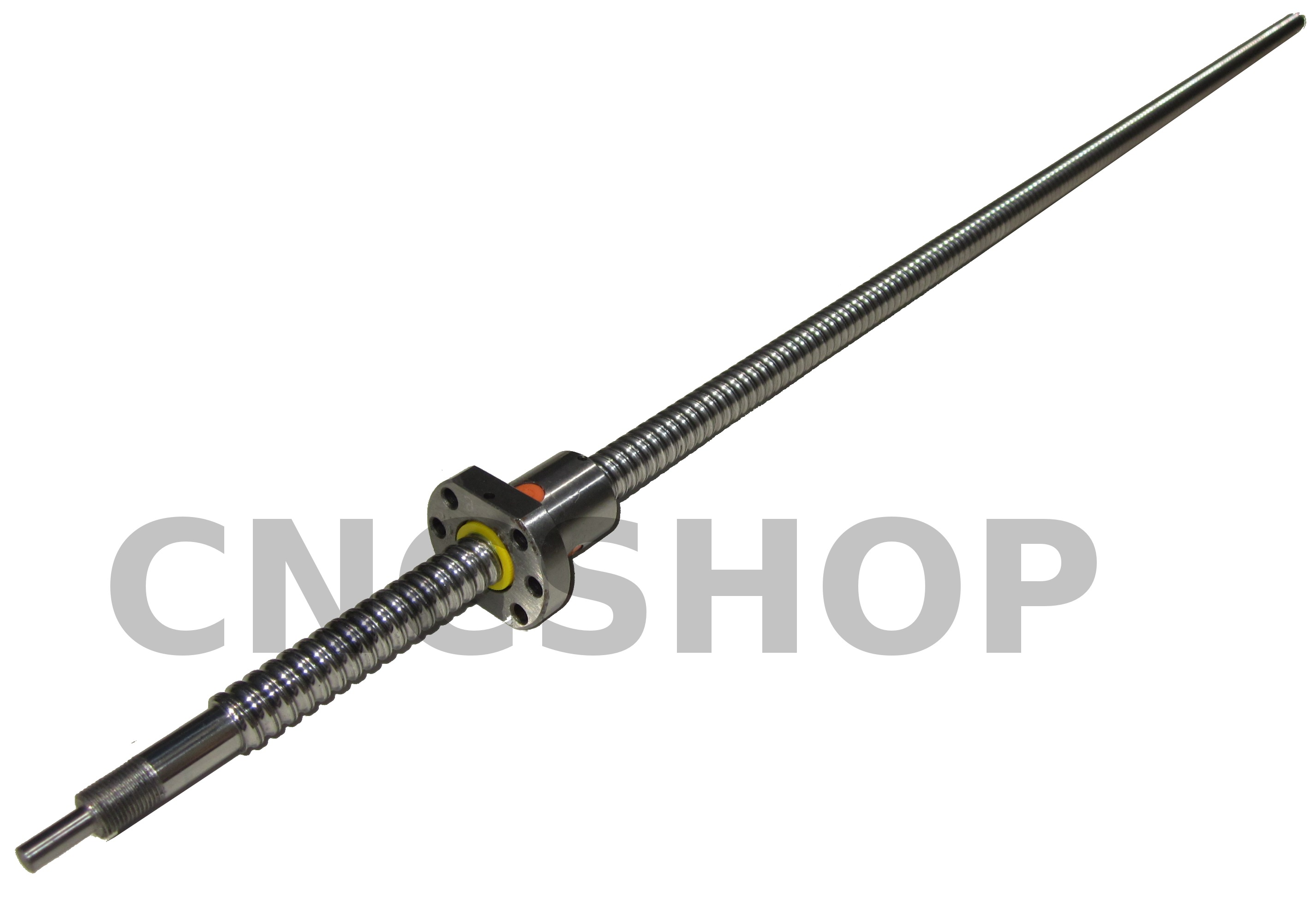 900mm SINGLE NUT MACHINED BALLSCREW 1605