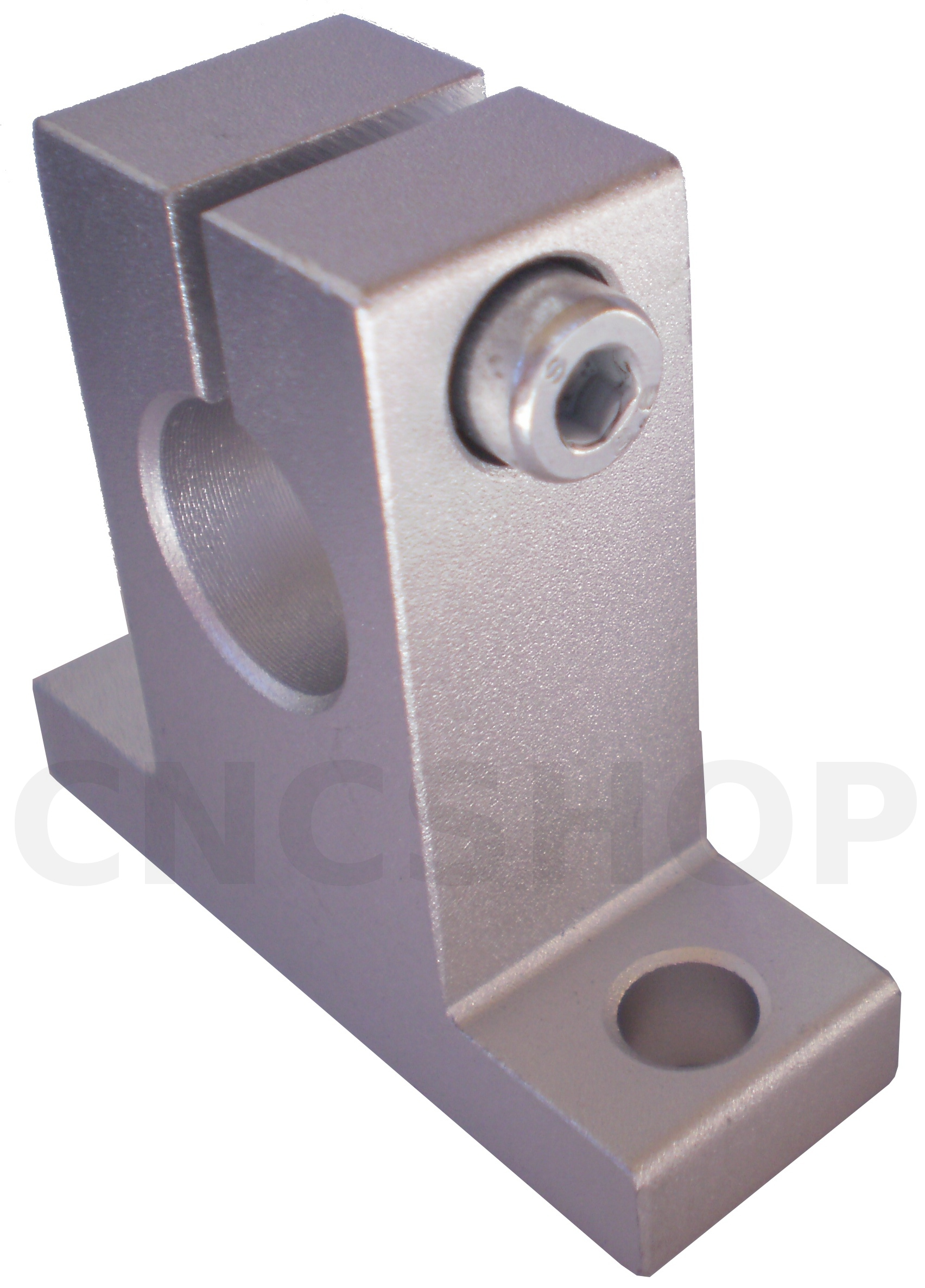 SK12 12mm STANDARD BOTTOM MOUNT SHAFT SUPPORT - Click Image to Close