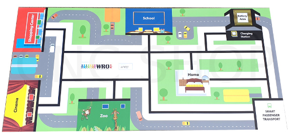 Elementary - WRO 2019 Smart Cities Competition